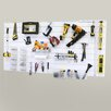 Proslat Handyman Bundle Wall Panel Kit