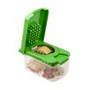 Fit & Fresh Fresh Starts 8 Piece Storage Container Set with Food Chopper