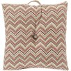 Surya Charm in Chevron Outdoor Pillow Cover