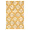 Surya Frontier Old Gold Geometric Area Rug