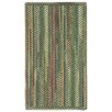 Capel Rugs Sherwood Forest Dark Green Variegated Area Rug