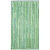 Capel Rugs Waterway Green Variegated Area Rug