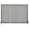 Uniflame Corporation 1 Panel Wrought Iron Fireplace Screen