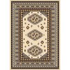 United Weavers of America Dallas Tres Ivory & Blue Area Rug