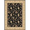 Dynamic Rugs Legacy Arronwood Black Rug