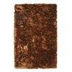 Dynamic Rugs Paradise Rust Area Rug