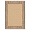 Dynamic Rugs Piazza Talcot Natural/Brown Indoor/Outdoor Area Rug