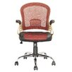 dCOR design Workspace Mid-Back Mesh Conference Chair with Arms