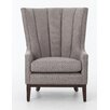 dCOR design Channelled Arm Chair