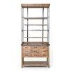 """dCOR design Ginger 90.5"""" Standard Bookcase"""