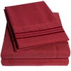 Sweet Home Collection 1800 Series 1800 Thread Count Sheet Set