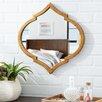 Mercury Row Ogee Wall Mirror