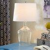 "Mercury Row Asteria 27"" H Table Lamp with Empire Shade"