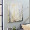 Mercury Row Gea Painting Print on Wrapped Canvas