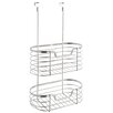 Simplify 2 Tier Over-the-Cabinet Organizer Rack