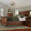 Carolina Home Collection Chesterfield Sleigh Bed