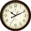 """FirsTime 20"""" Avery Whisper Wall Clock"""