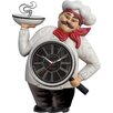 FirsTime French Chef Clock