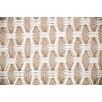 A1 Home Collections LLC Hand-Woven Beige Area Rug