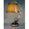 "Judith Edwards Designs Fishing Rod 24"" H Table Lamp with Empire Shade"