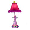 """Judith Edwards Designs Girl Dress 27"""" H Table Lamp with Bell Shade"""