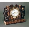 Judith Edwards Designs Bear Clock