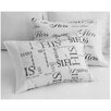 Bed Hog Inc. His and Hers Pillowcase (Set of 2)