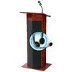 Oklahoma Sound Power Plus Floor Lectern