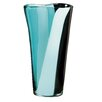 "Qualia Glass Polaris 12.5"" Vase"