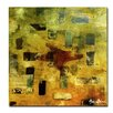 Ready2hangart 'Abstract Star Fish' by Alexis Bueno Graphic Art on Wrapped Canvas