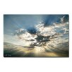 Ready2hangart 'Cloud Escape I' by Christopher Doherty Photographic Print on Wrapped Canvas