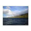 Ready2hangart 'Over the Rainbow' by Christopher Doherty Photographic Print on Wrapped Canvas