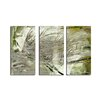 Ready2hangart 'Abstract Palms' by Alexis Bueno 3 Piece Wrapped Canvas Wall Art Set