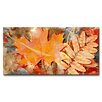 Ready2hangart Fall Ink III Graphic Art on Wrapped Canvas