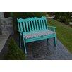 A&L Furniture Royal English Garden Bench