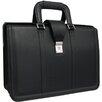 AmeriLeather APC Litigator Leather Executive Briefcase