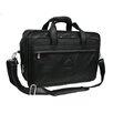 AmeriLeather Leather Laptop Briefcase