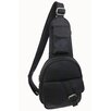 AmeriLeather Edwin Mini One Strap Messenger Bag