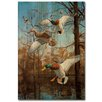 WGI-GALLERY Greenhead Haven Painting Print on Wood