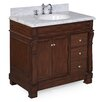 "Kitchen Bath Collection Westminster 36"" Single Bathroom Vanity Set"