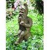 Campania International Vintage Garden Gnome Statue