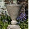 Campania International Manhattan Round Urn Planter