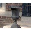 Campania International Pacifica Round Pedestal Urn Planter