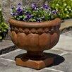 Campania International Roman Round Urn Planter