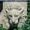 Campania International Morris Small Lion Wall Plaque