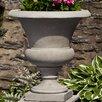 Campania International Wilton Round Urn Planter