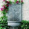 Campania International Cast Stone Sussex Wall Fountain