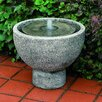 Campania International Cast Stone Rustica Pot Fountain