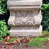 Campania International Square Shell Pedestal