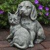 Campania International Fur-Ever Friends Statue